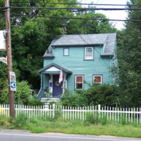 House at 295 Salem Street, Wakefield, Mass.