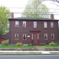 House at 38 Church Street, Wakefield, Mass.