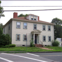 House at 43 Spring Street, Wakefield, Mass.