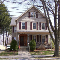 House at 54 Pleasant Street, Wakefield, Mass.