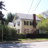 House at 98 Prospect Street, Wakefield, Mass.