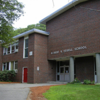 The Robert V.  Yeuell School at 0 Crystal Street, Wakefield, Mass.