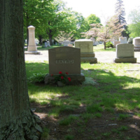 Bayrd family plot, Lakeside Cemetery, Wakefield, Mass.