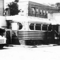 [Walsh's Diner, Wakefield, Mass.]