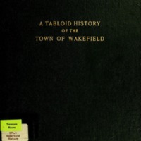 Tabloid history of the town of Wakefield
