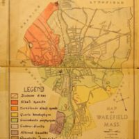 Geology of Wakefield, Massachusetts