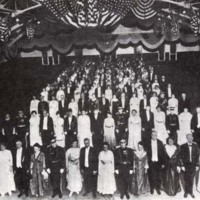 65th Annual Banquet, Company A, October 16, 1916