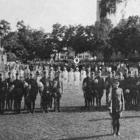 42nd annual exhibition and prize drill, June 11, 1927