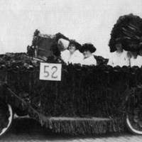 Boothby's entry, Elks' Carnival, Labor Day, 1920
