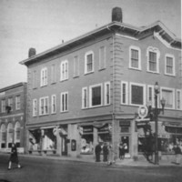 Bourdon Block (formerly Kingman Block), March 1946