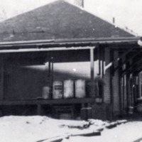 Centre Depot Station, Water Street, 1961