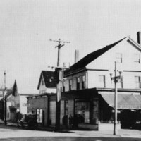 Corner of Main and Centre Streets, 1930