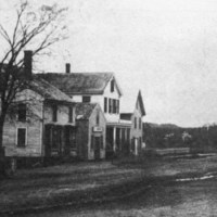 Corner of Main and Mechanic Streets (now Princess Street), circa 1860's