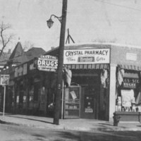 Crystal Pharmacy, Greenwood, 1941