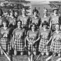 Field hockey, 1980