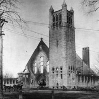 First Parish Congregational Church, February 1909