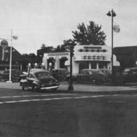 Gasoline rationing in Wakefield, July 21, 1942