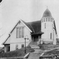 Greenwood Union Church, July 31, 1921