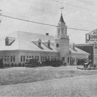 Howard Johnson's Lakeside, circa 1936