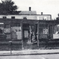 Main and Avon Streets, circa 1921