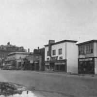 Main Street (east side) looking toward Water Street, 1940