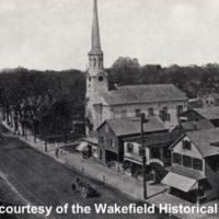 Main Street looking north, circa 1916