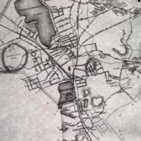 Map of Wakefield, 1875