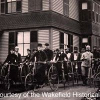 Middlesex Cycle Club, circa 1890