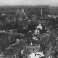 Panorama of Wakefield, 1949