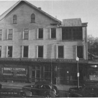 Perkins Block, October 9, 1940