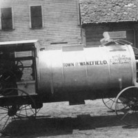Purrington Power Sprayer, circa 1900