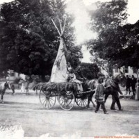 Settlers' Day procession