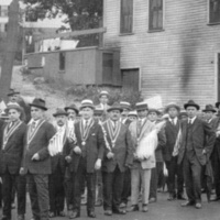 Sons of Italy, Water Street, July 4, 1922
