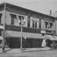 Traders' Block, Wakefield Square, 1930