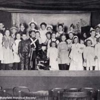 Universalist Church May Festival, 1910 or 1911