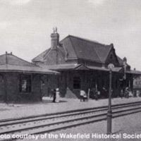 Upper Depot, circa early 1900s