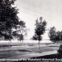 Wakefield Common, circa 1893