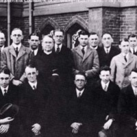 Wakefield Council #104, Knights of Columbus, 1923