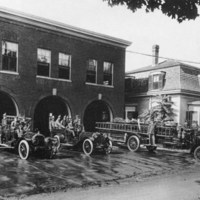 Wakefield Fire Department, 1915