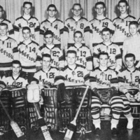 Wakefield High School, 1961 hockey team