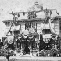 Wakefield mansion, 1893