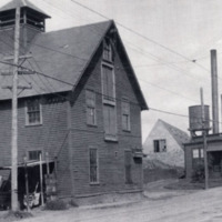 Wakefield Municipal Gas & Light Department, Railroad Street/North Avenue, 1909