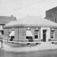 Wakefield Savings Bank, Main and Chestnut Street, 1923