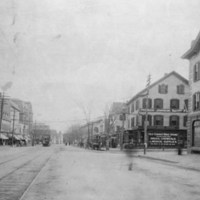 Wakefield Square as it looked in 1904