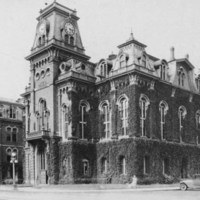 Wakefield Town Hall, 1927