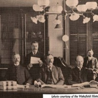 Wakefield town officials