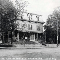 Walton-Winship estate, North Avenue & Chestnut Street, 1914