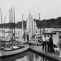 Water festival, Wednesday, August 14, 1935
