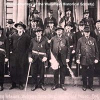 Welcome Home Day, October 13, 1919