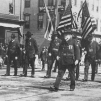 Welcome home parade, October 13, 1919